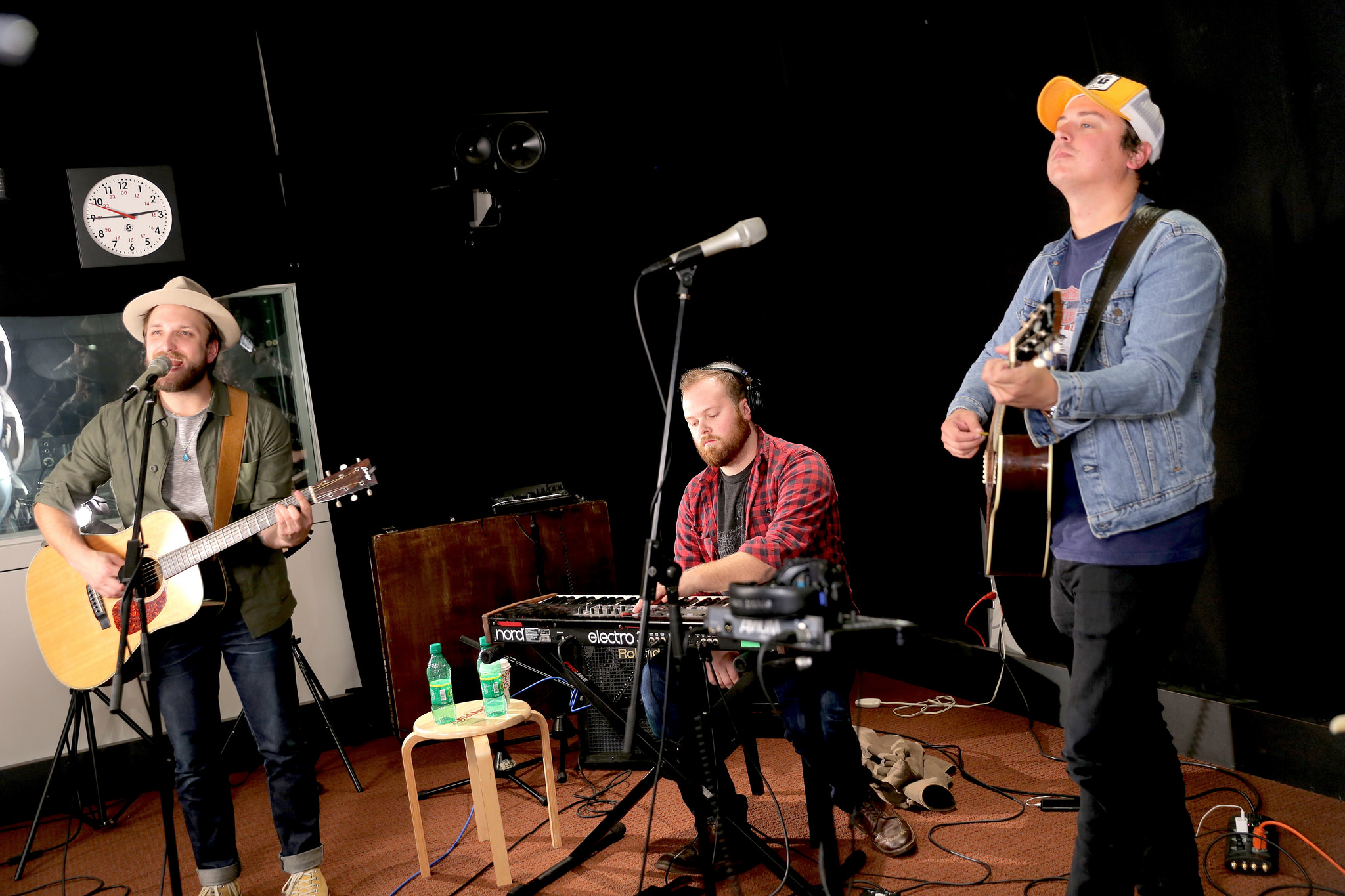 The Wild Feathers at WFUV