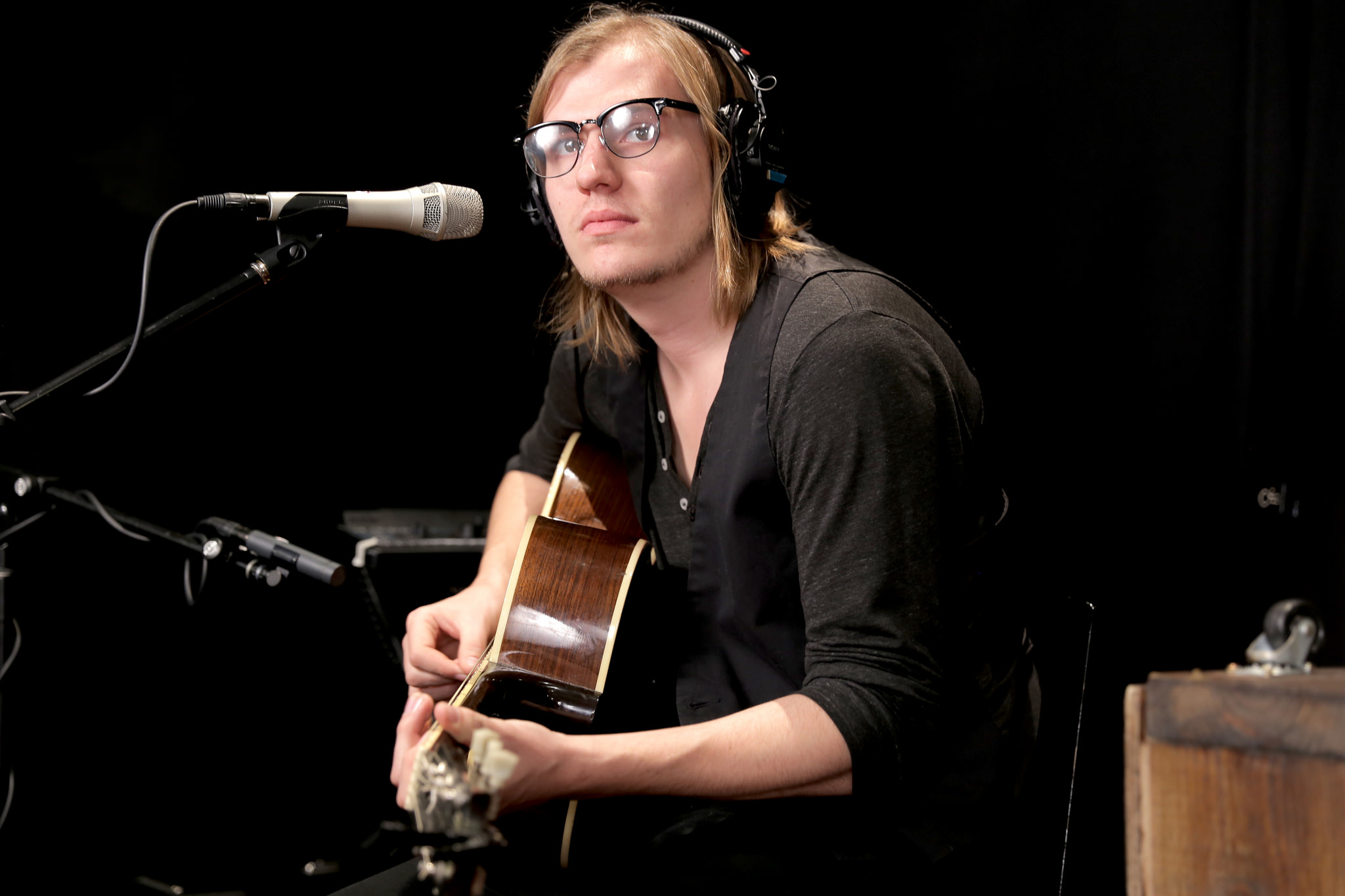 Dylan LeBlanc at WFUV