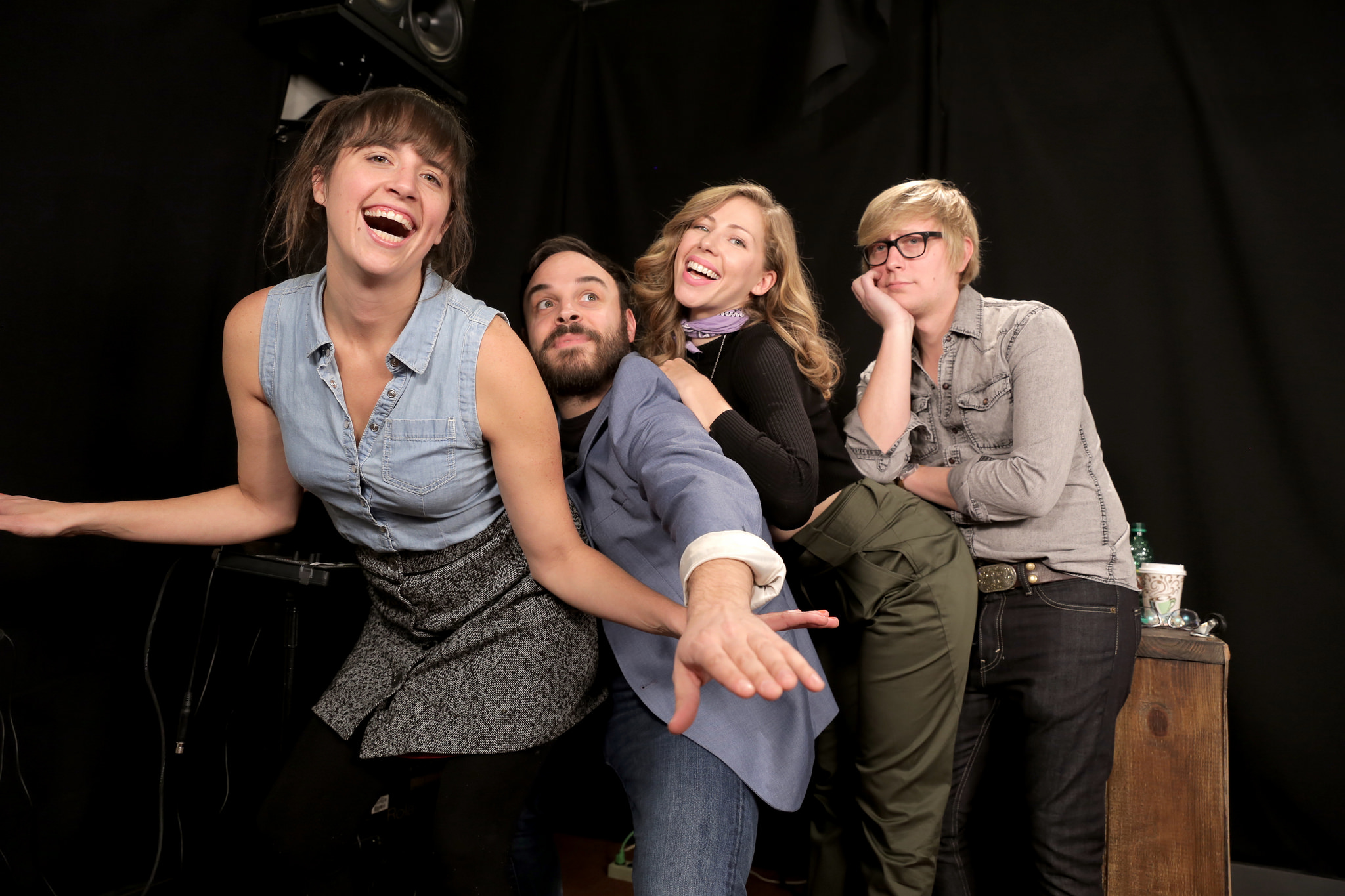 Lake Street Dive at WFUV