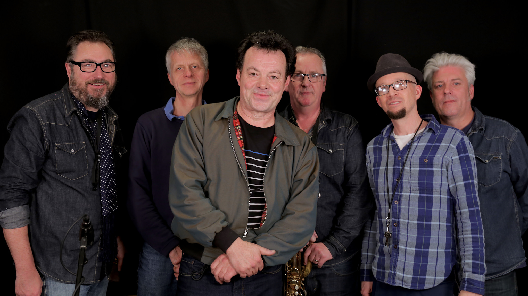The James Hunter Six at WFUV