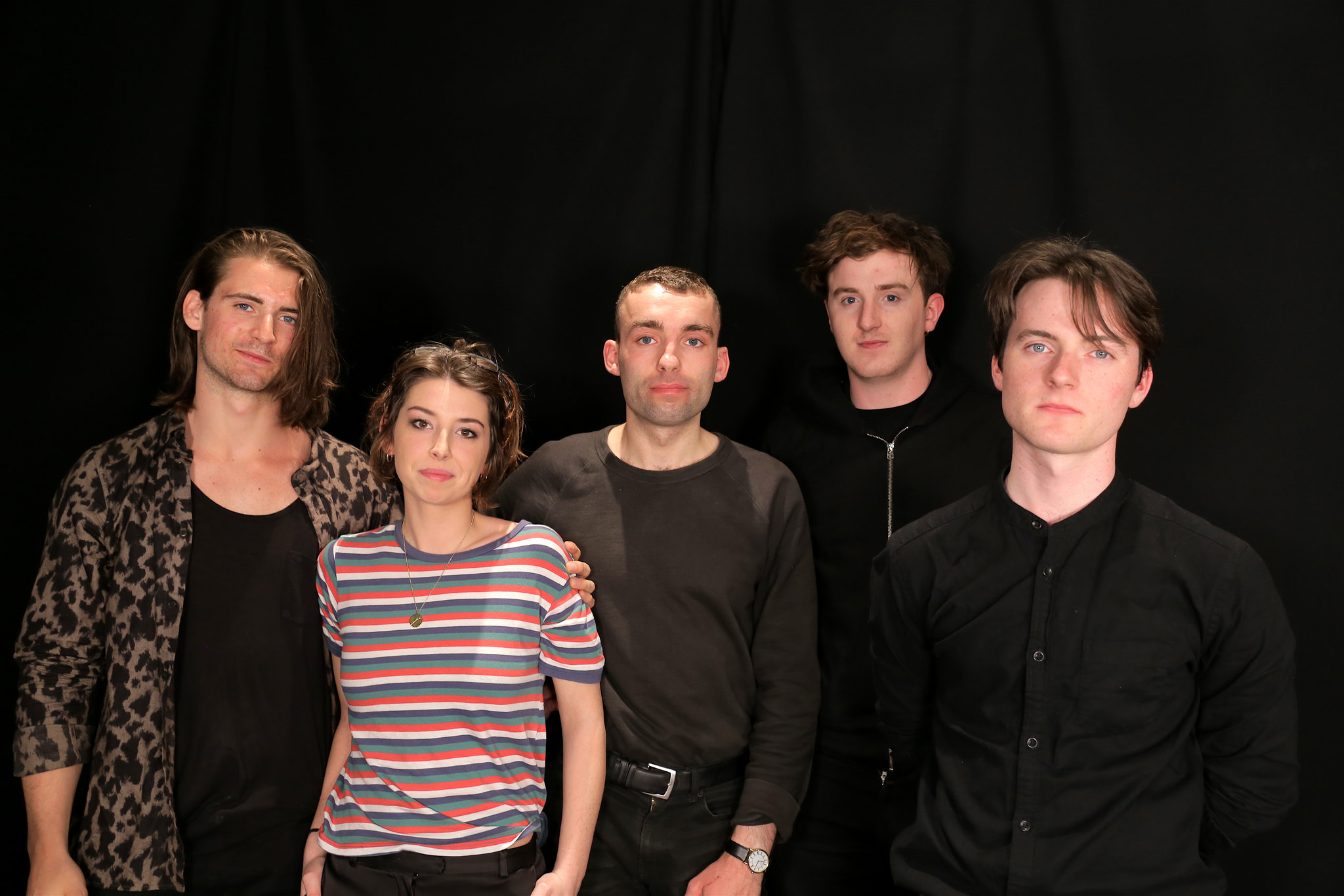 Little Green Cars At Wfuv