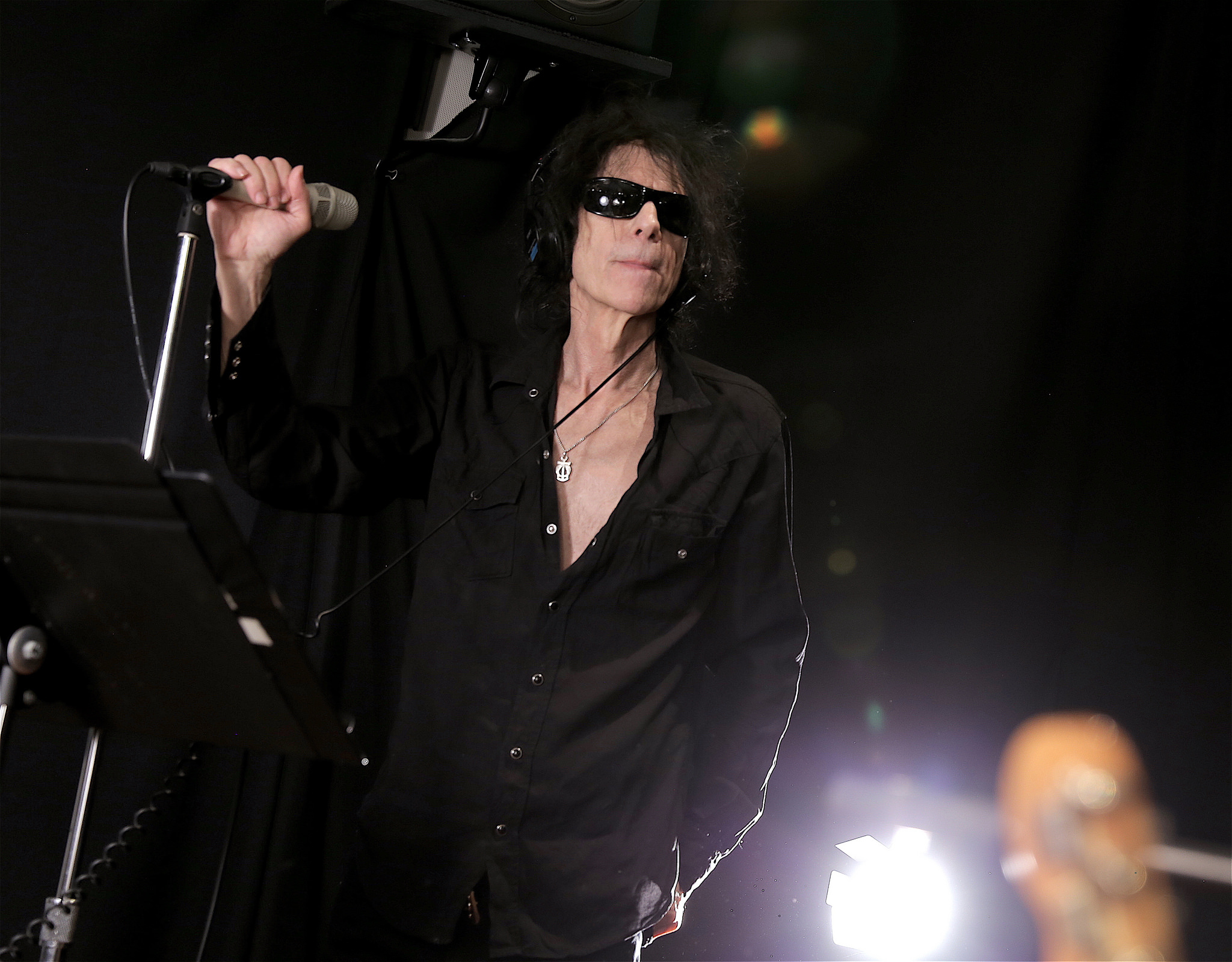 Peter Wolf at WFUV