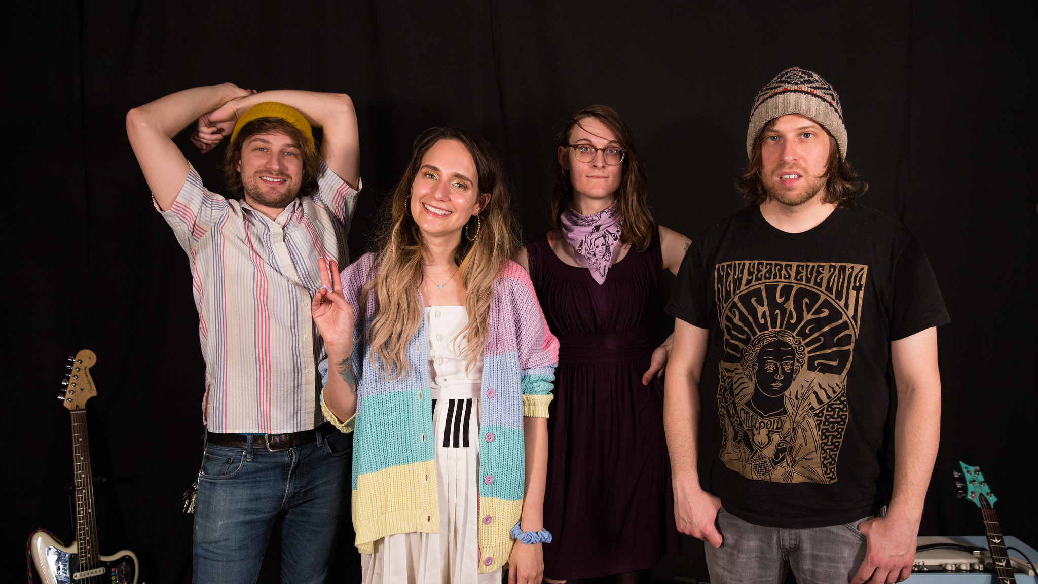 Speedy Ortiz at WFUV