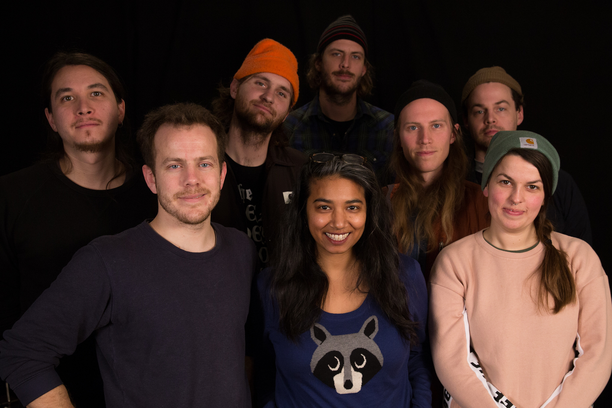 Typhoon at WFUV with Alisa Ali