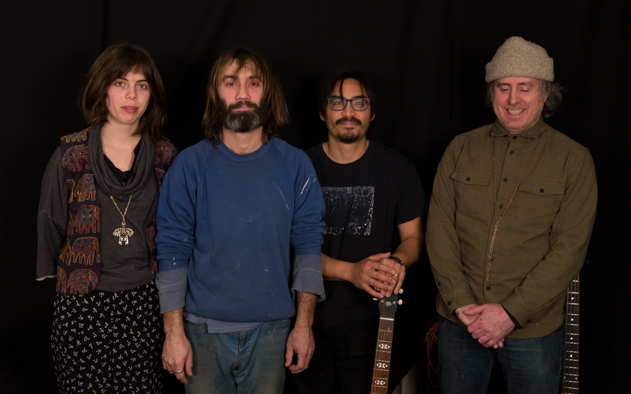 The Low Anthem at WFUV
