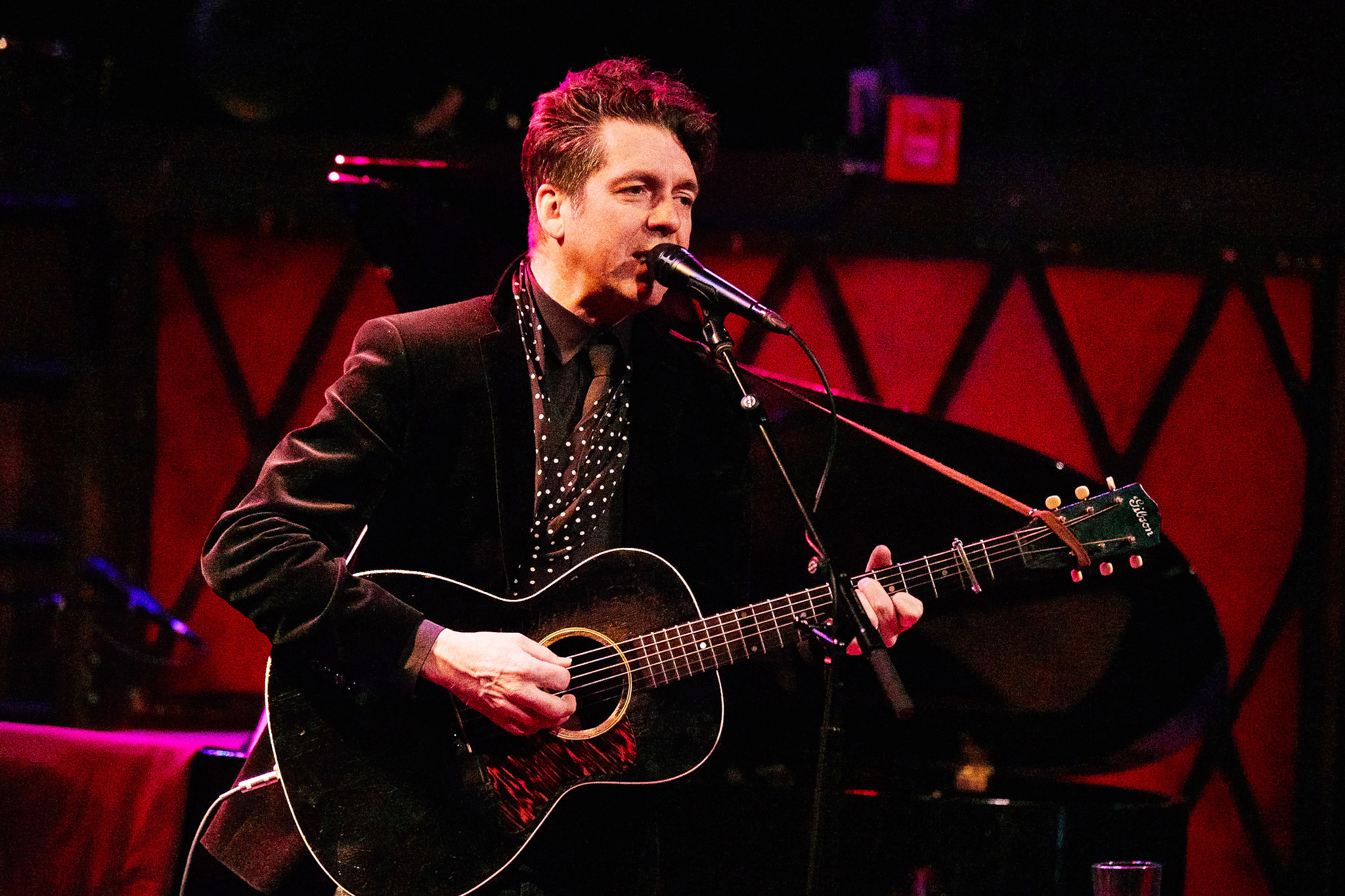 Joe Henry at Rockwood Music Hall