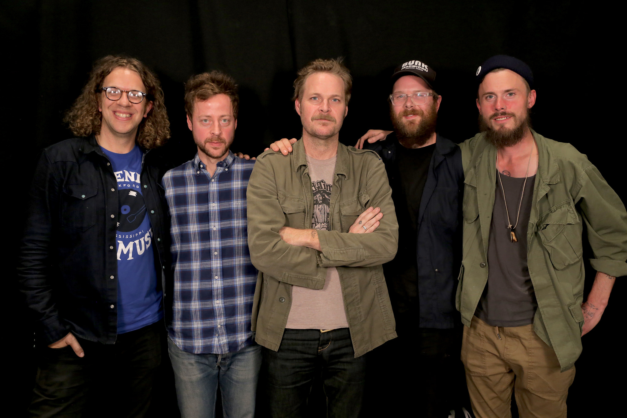 Hiss Golden Messenger at WFUV