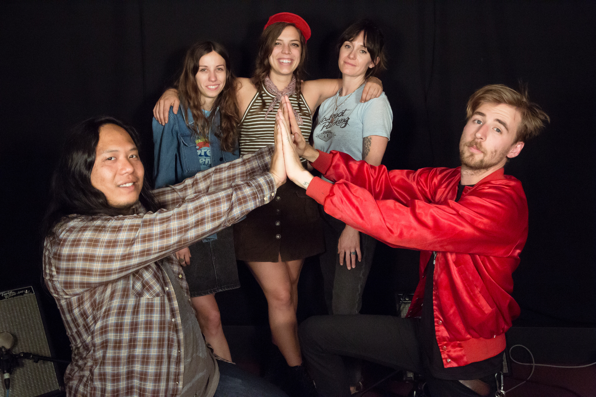 The Wild Reeds at WFUV
