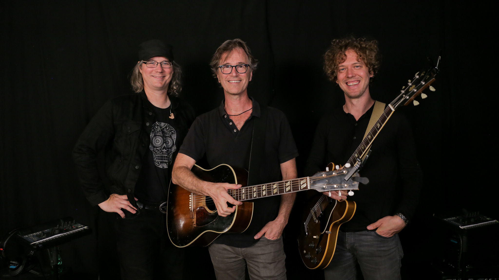 Dan Wilson and band at WFUV