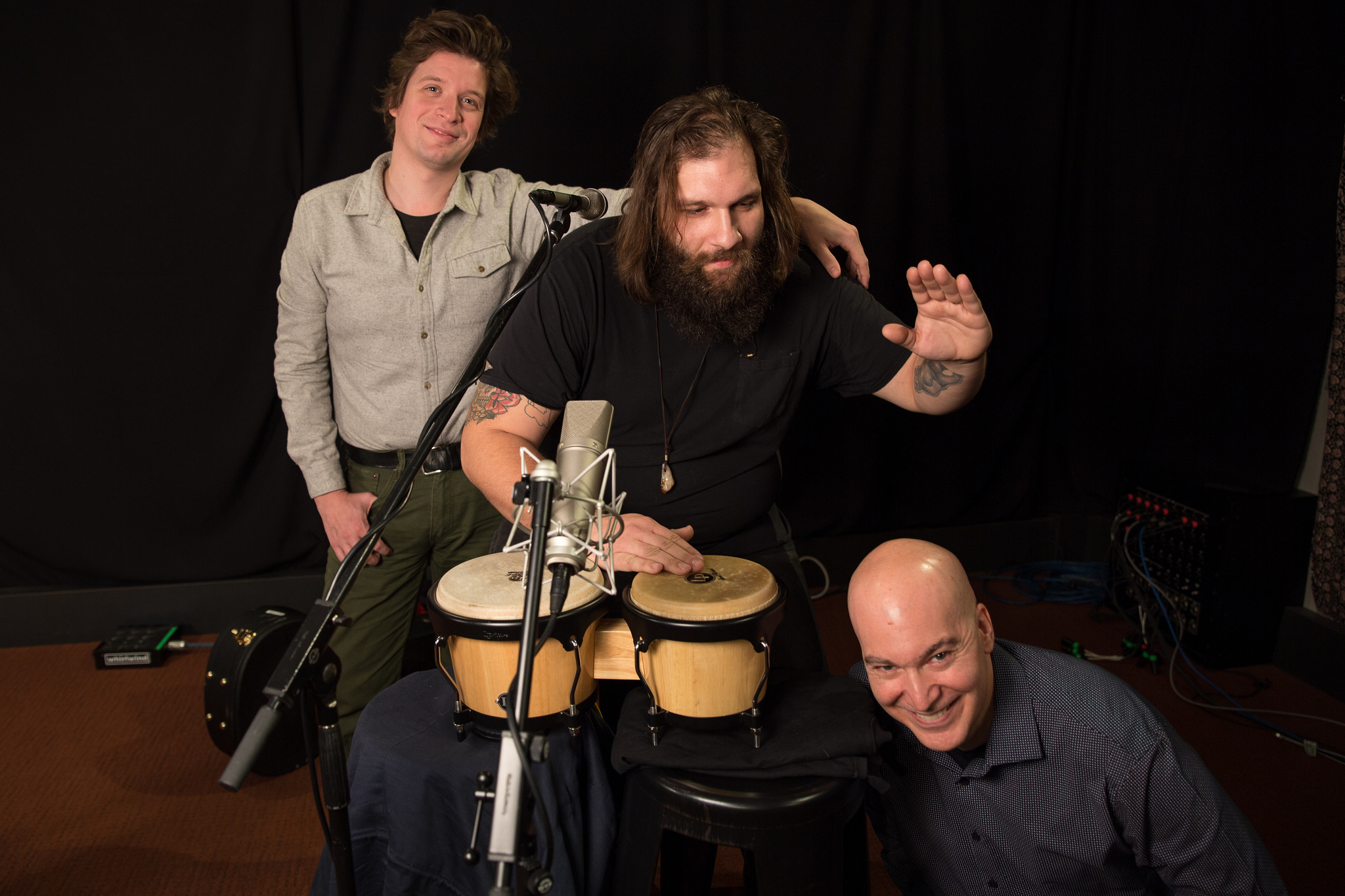 Deer Tick in Studio A with Eric Holland