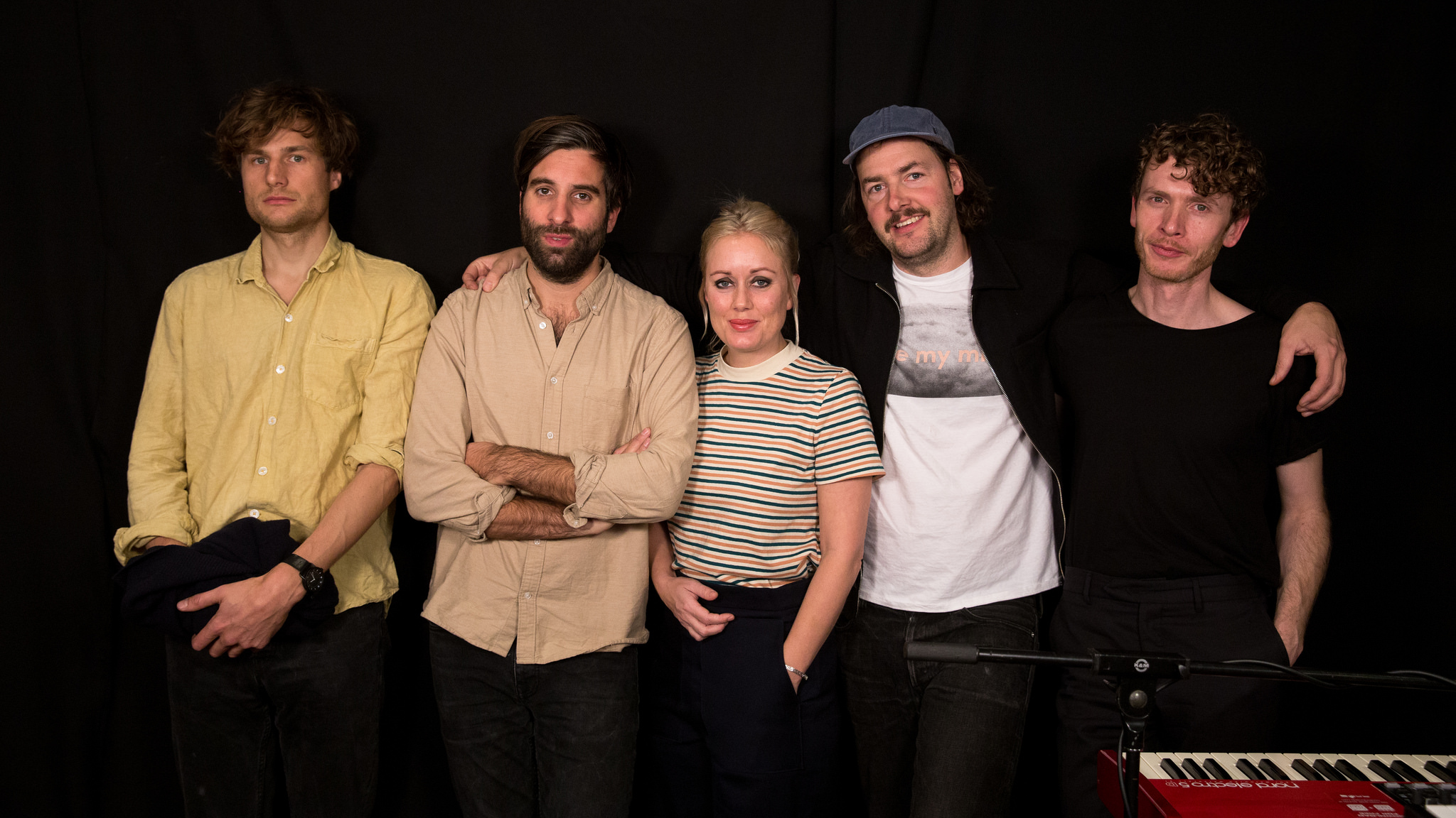 Shout Out Louds at WFUV