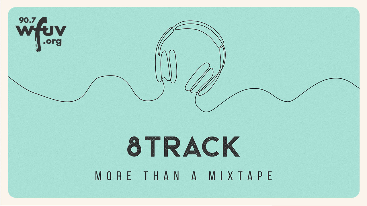 Subscribe to the 8Track podcast, debuting September 23
