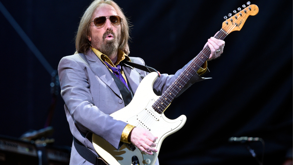 Tom Petty (Photo by Chris Pizzello/Invision/AP)