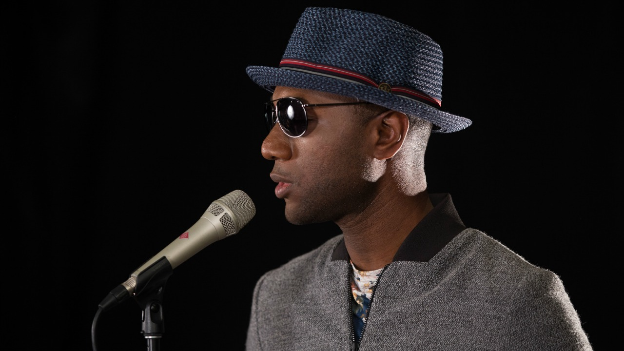 Aloe Blacc at WFUV