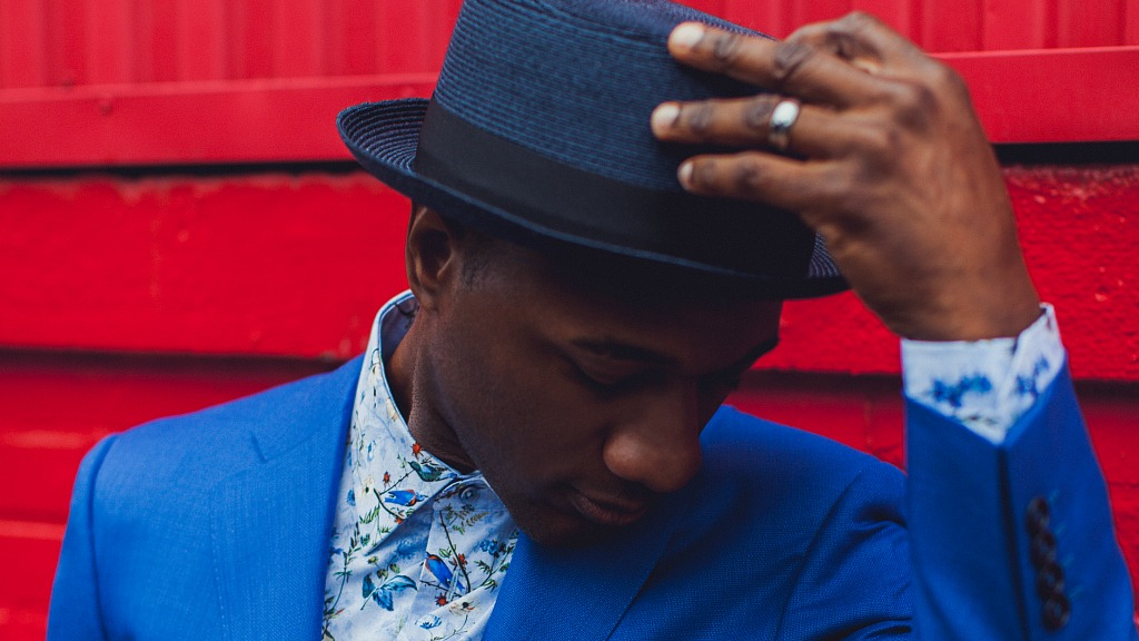 Aloe Blacc (photo by Anthony Williams, PR)
