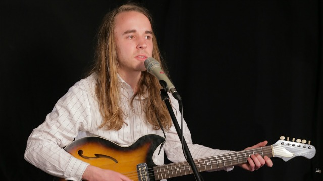 Andy Shauf at WFUV