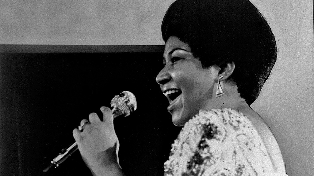 Aretha Franklin (AP Photo)
