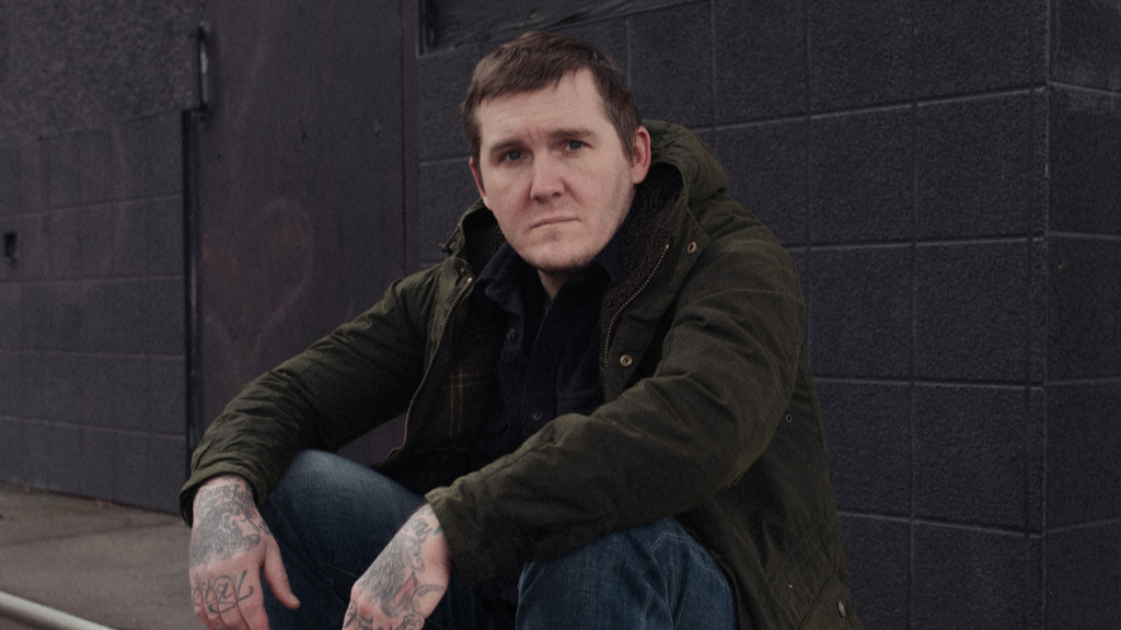 Brian Fallon (courtesy of Big Hassle, PR)