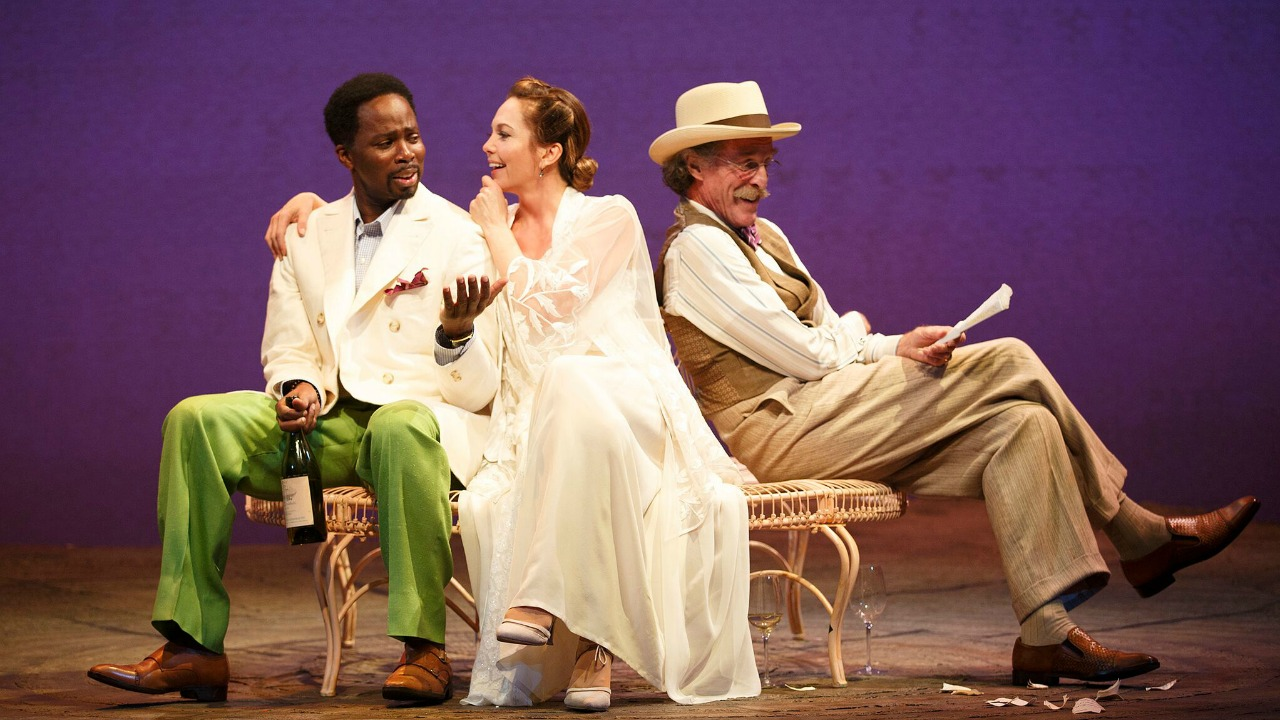 Review the cherry orchard wfuv review the cherry orchard harold perrineau diane lane john glover photo joan marcus courtesy of polk buycottarizona