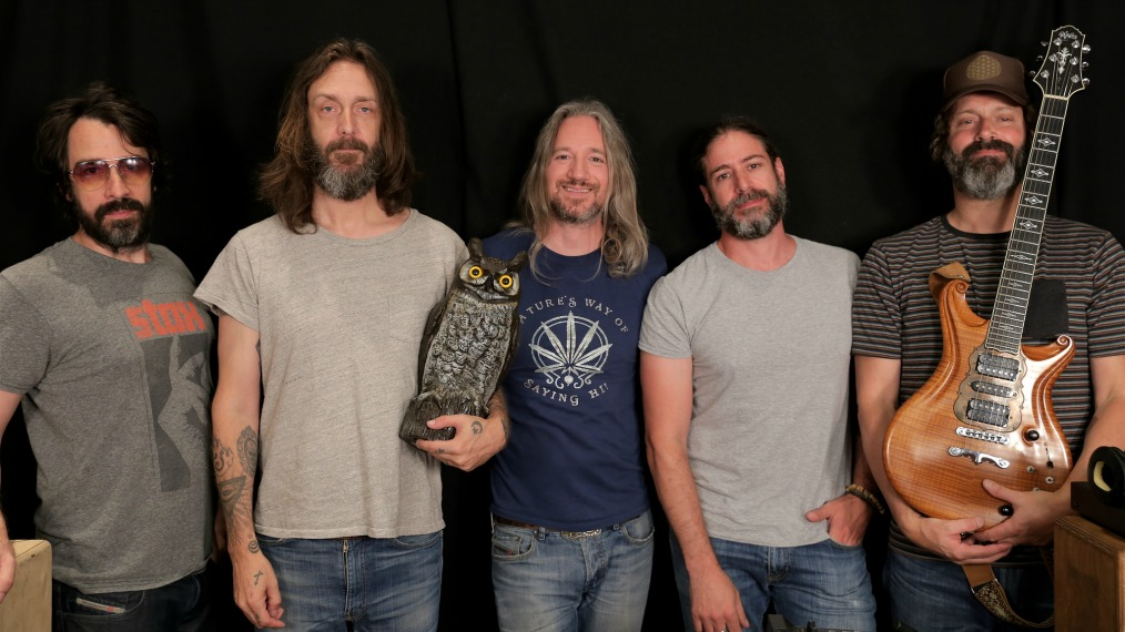 Chris Robinson Brotherhood at WFUV