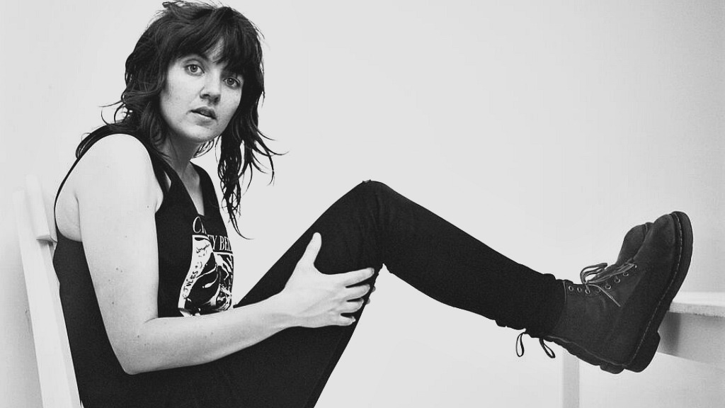 Courtney Barnett (photo by Danny Clinch)