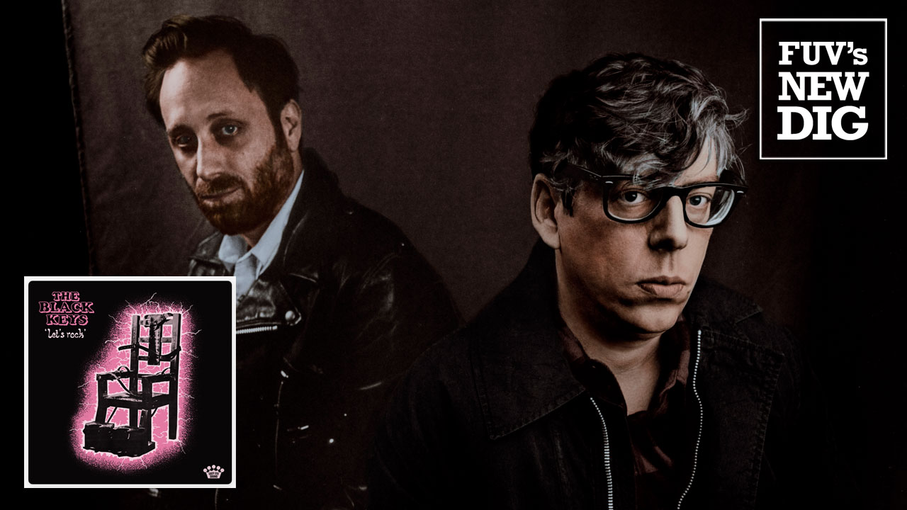 The Black Keys (photo by Alysse Gafkjen, PR)