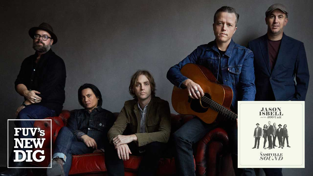 Jason Isbell and the 400 Unit (photo by Danny Clinch, PR)
