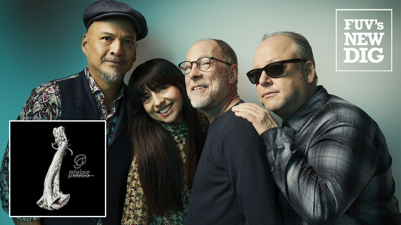 Pixies (photo by Travis Shinn, PR)