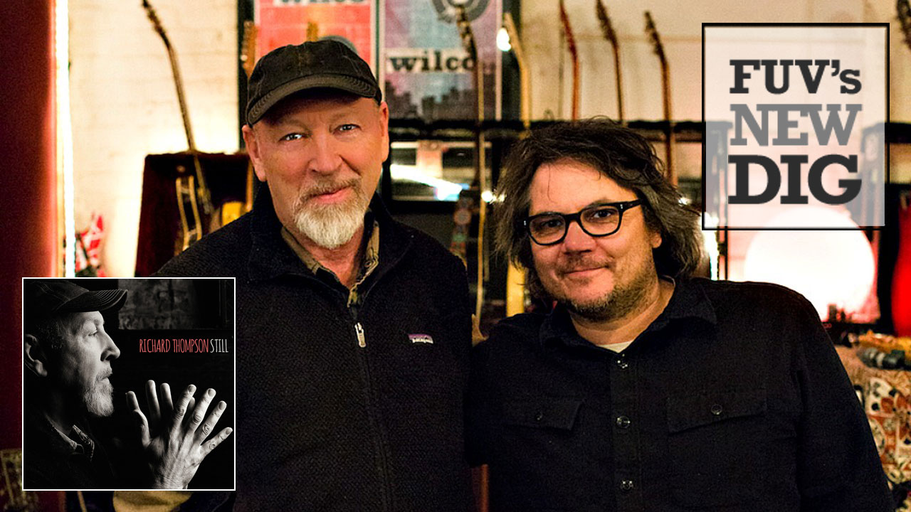 Richard Thompson and producer Jeff Tweedy