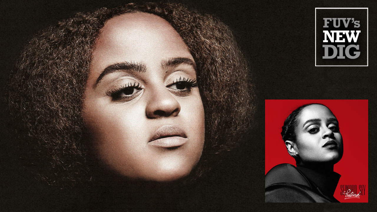 Seinabo Sey (photo by Patricia Reyes, courtesy of Universal, PR)