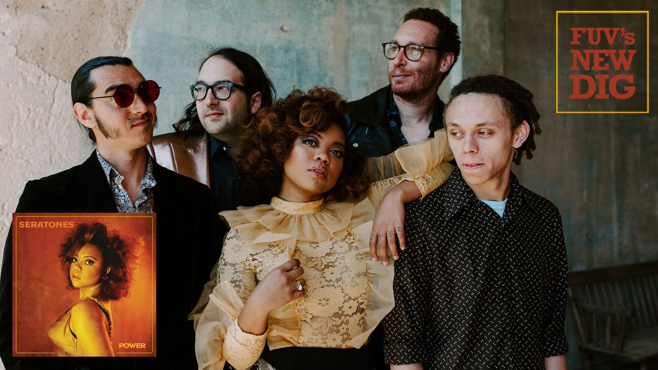Seratones (photo by Dylan Glasgow, PR)