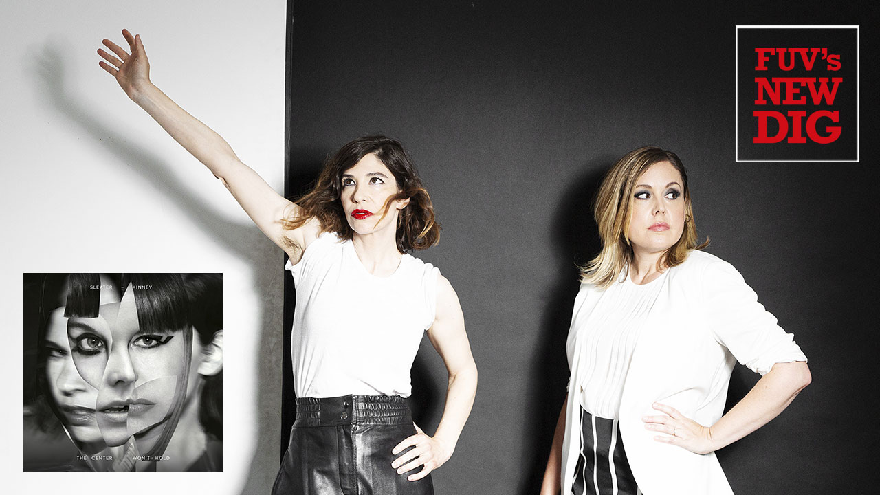 Sleater-Kinney (photo by Nikko LaMere, PR)