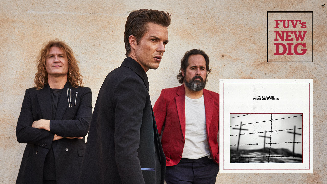 The Killers (photo by Danny Clinch, PR)