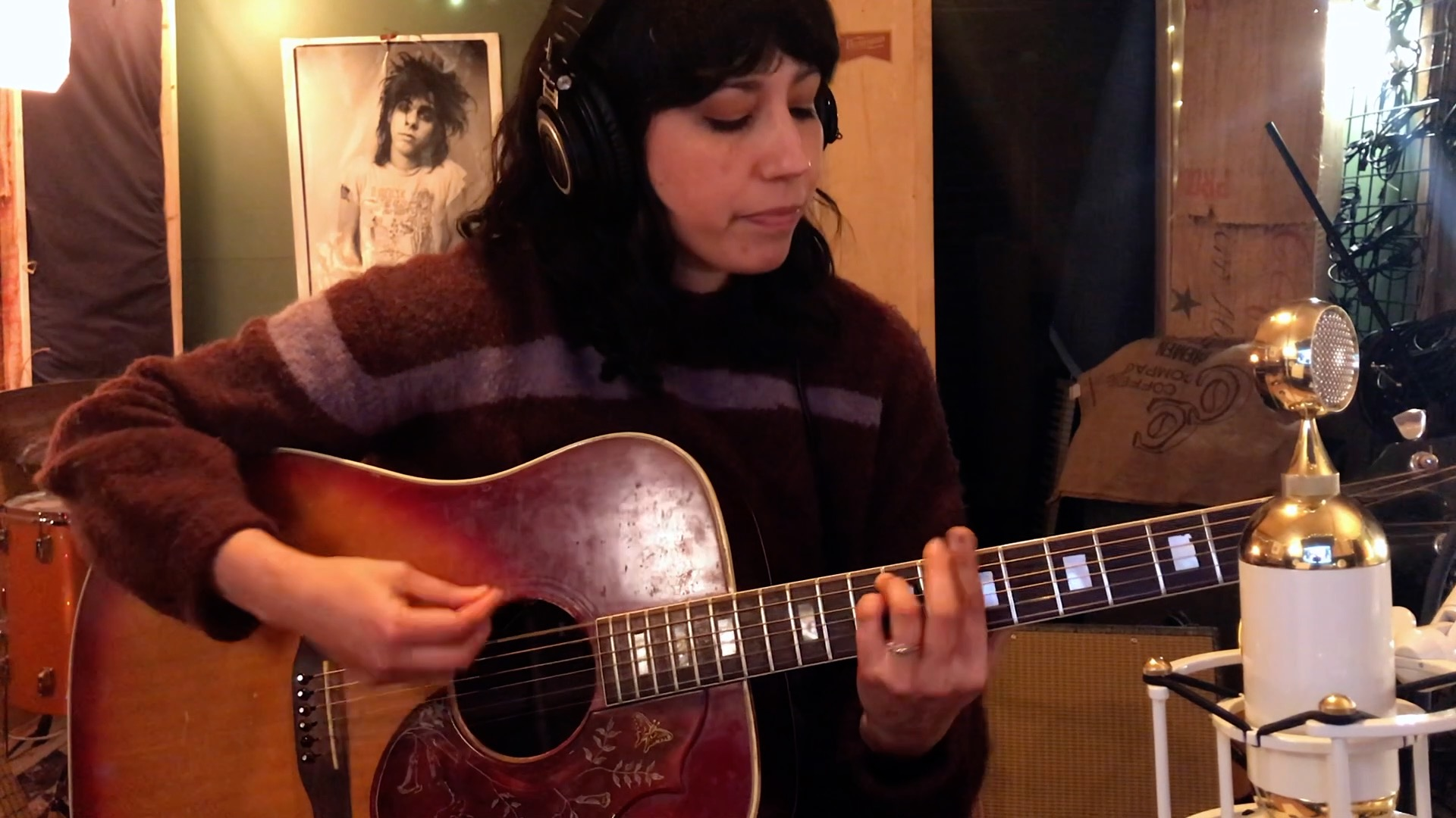 """""""Marquee Live at Home"""" with Jessica Dobson of Deep Sea Diver"""