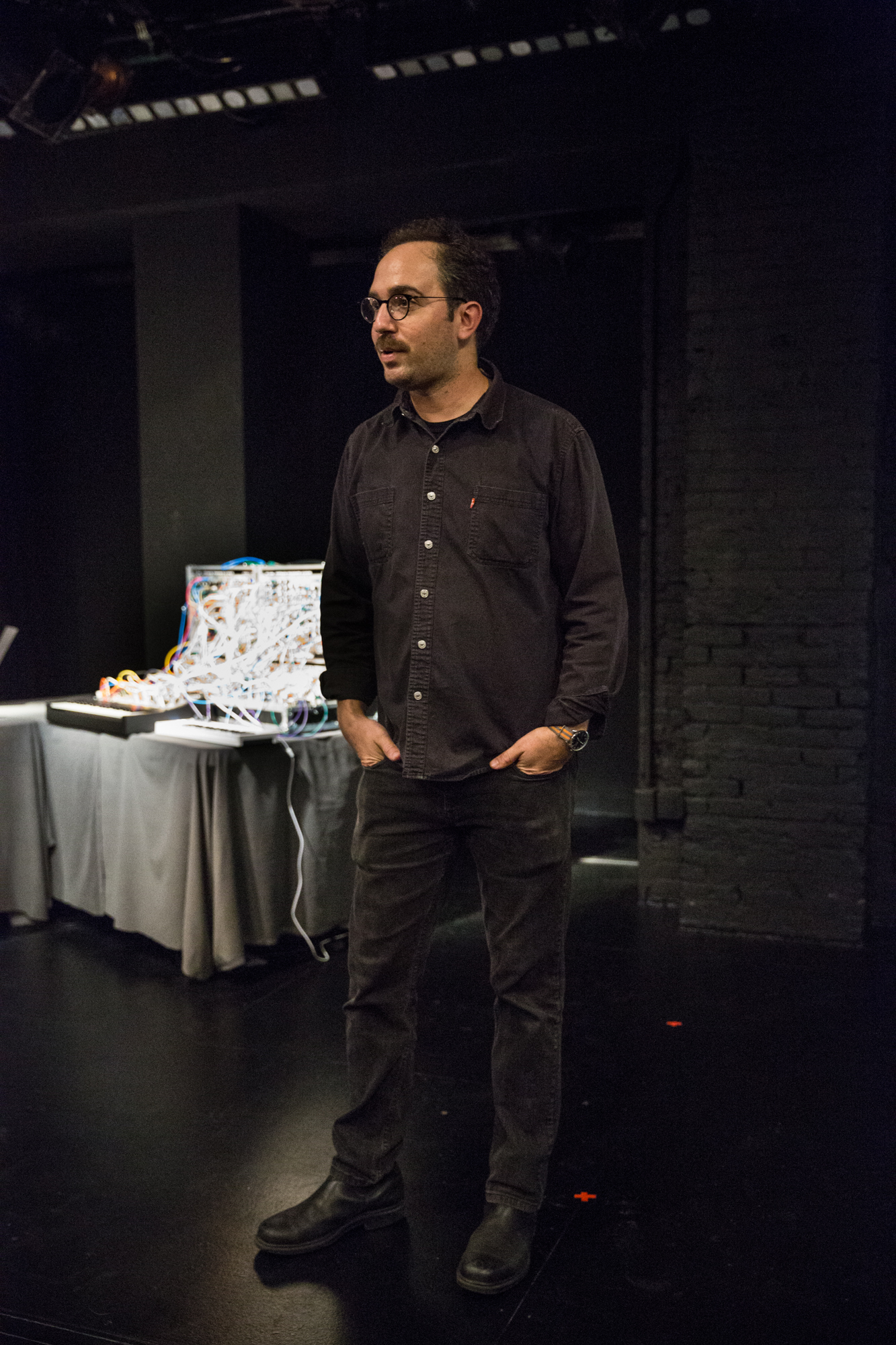 Aaron Siegel is one of the co-founders of Experiments in Opera