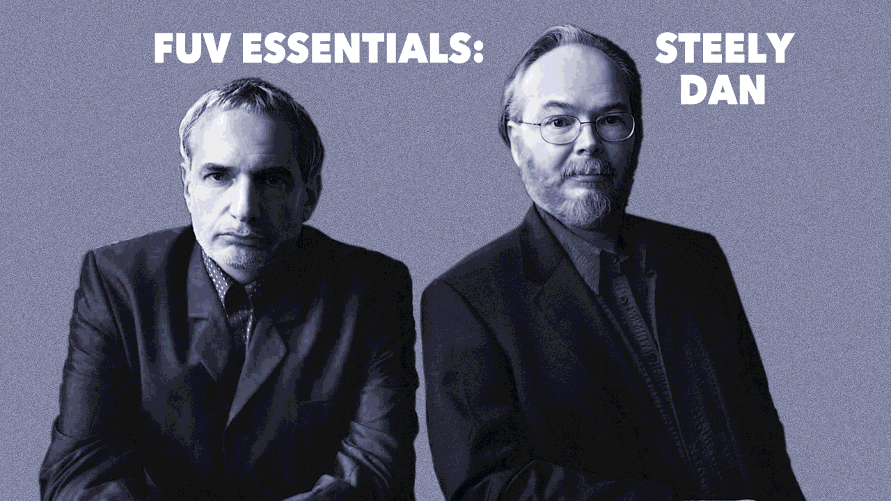 Steely Dan's Donald Fagen and Walter Becker (original photo by Danny Clinch, PR)