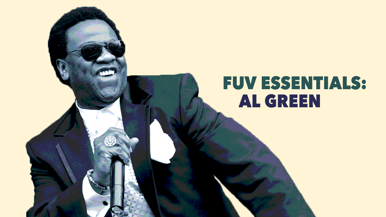 Al Green (AP Photo/Dave Martin)