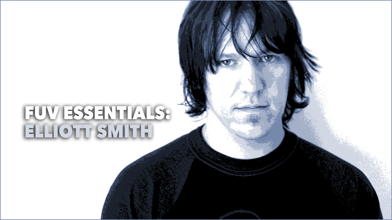 Photo from 'An Introduction To... Elliott Smith,' Kill Rock Stars, 2010