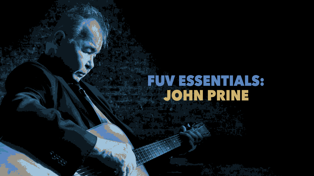 John Prine (photo courtesy of the artist)
