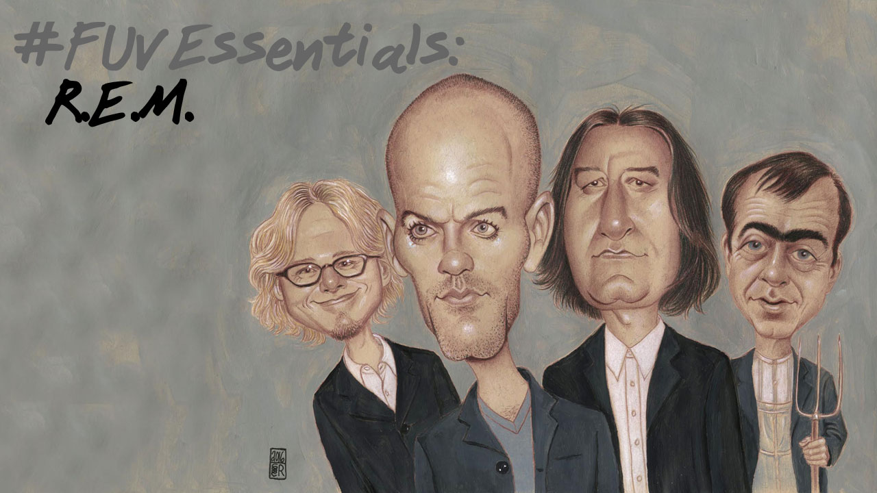 R.E.M. (illlustration by Dan Springer)
