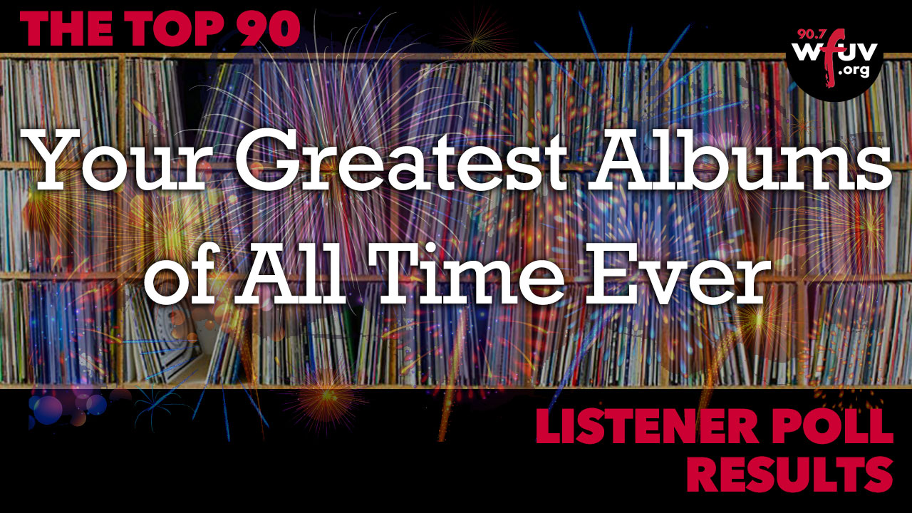 Your Greatest Albums of All Time Ever Poll Results