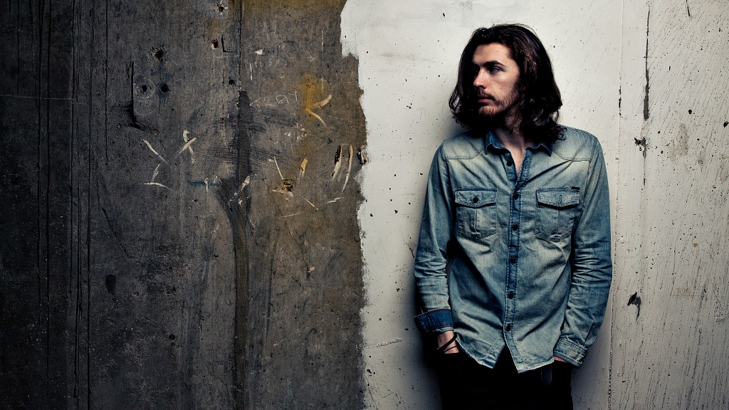 Hozier (photo by Alex Lake, PR)