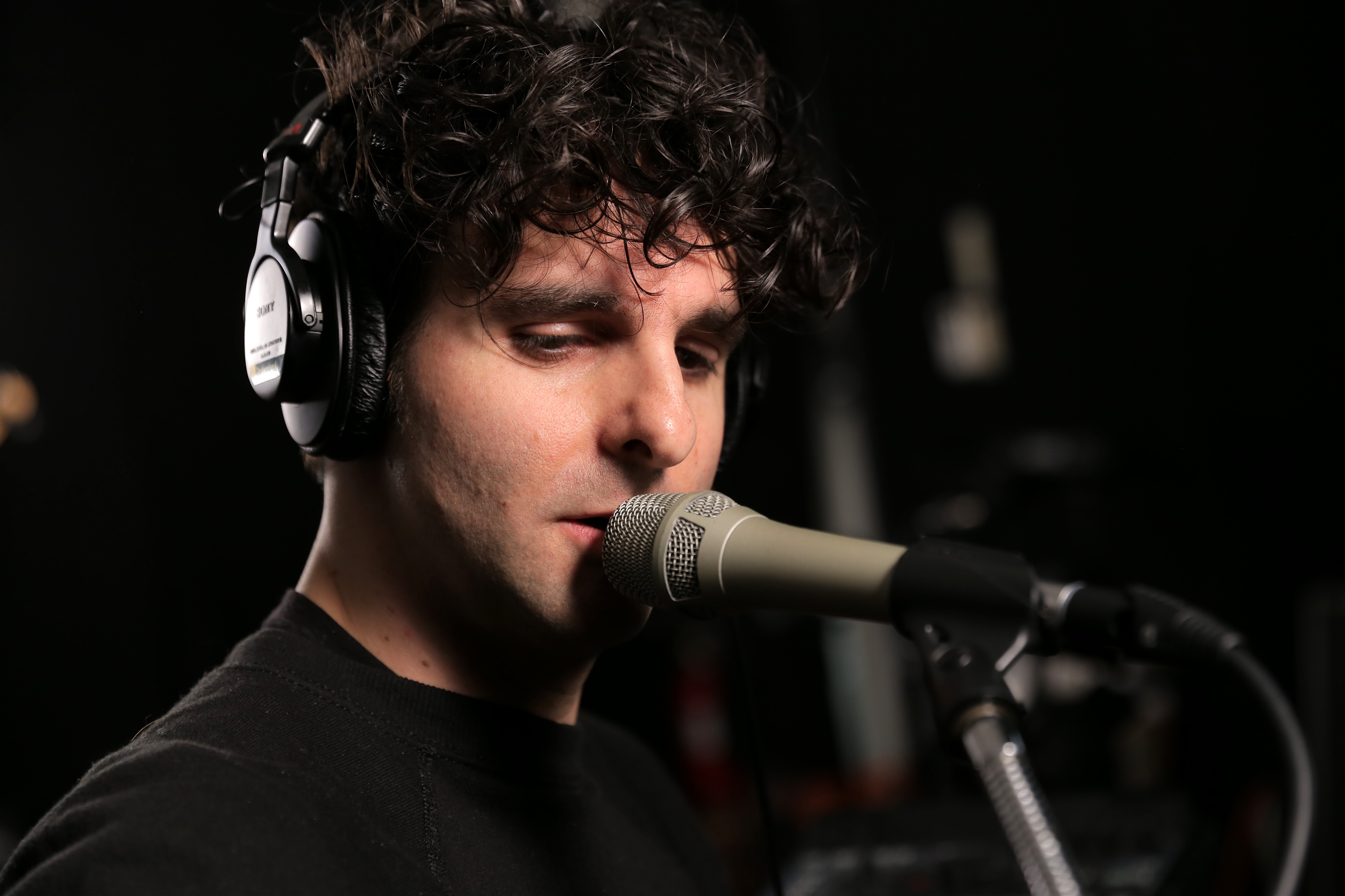 Low Cut Connie at WFUV