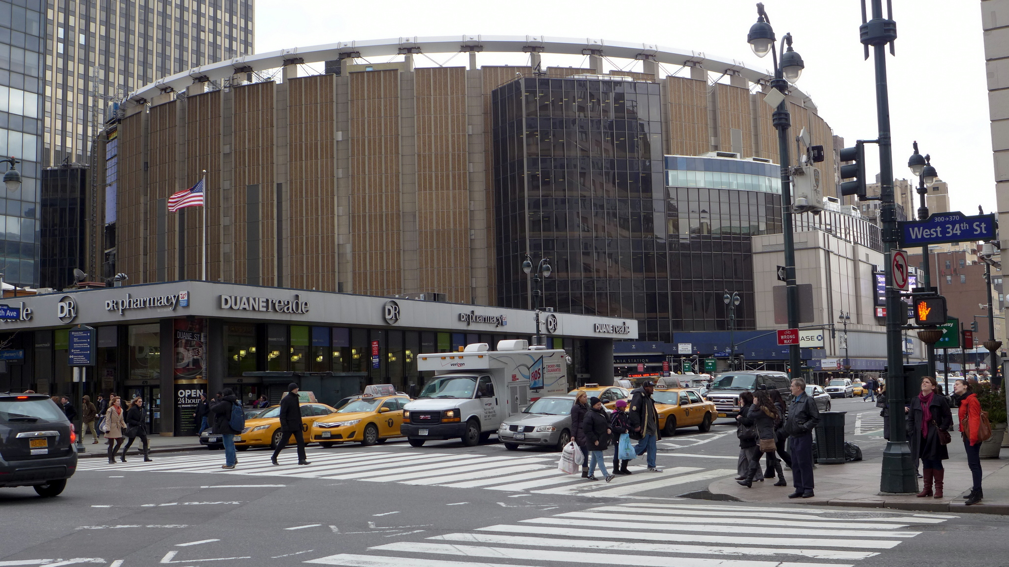 madison square garden launches behind the scenes tour - Madison Square Garden Jobs