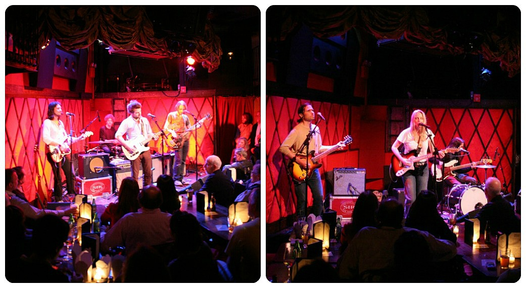 Middle Brother and Lissie at Rockwood Music Hall