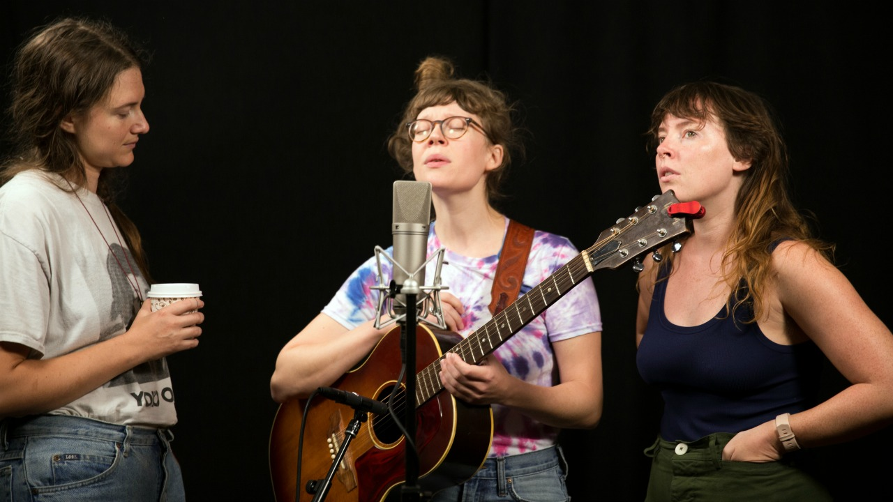 Mountain Man at WFUV