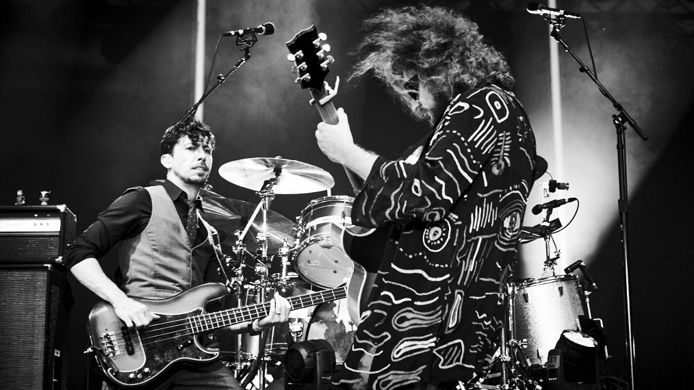 From our 'Summer of FUV' line-up: My Morning Jacket (photo by Gus Philippas/WFUV)