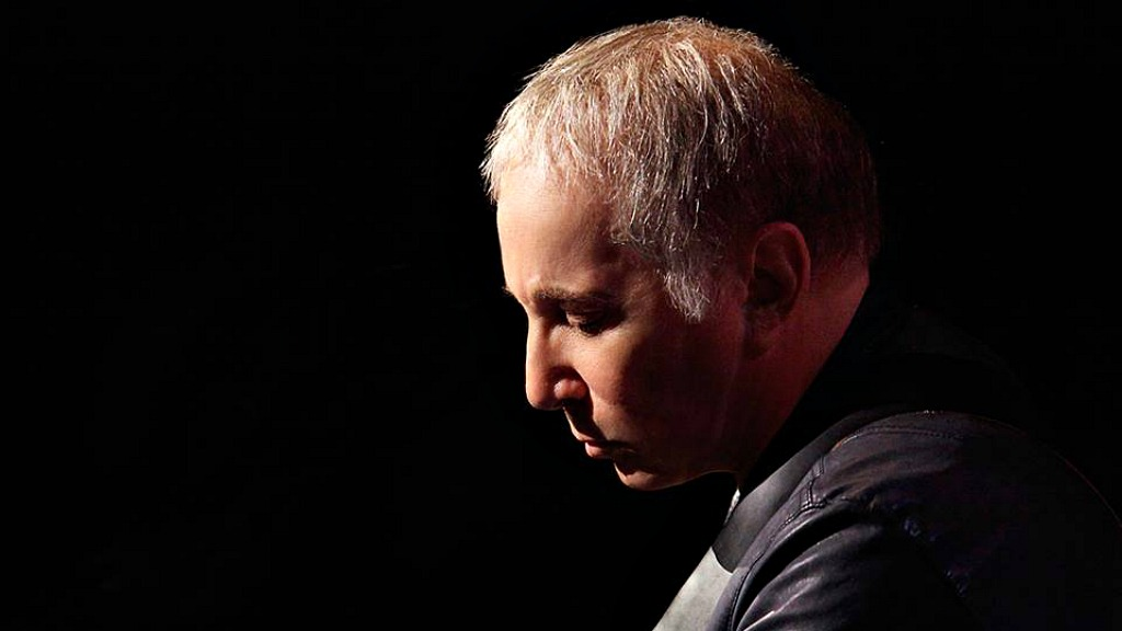 Paul Simon (photo courtesy of the Concord Music Group, PR)