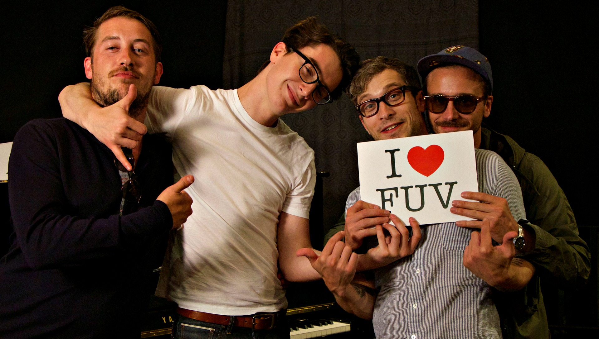 Tas In Studio Portugal The Man Tas In Session Wfuv
