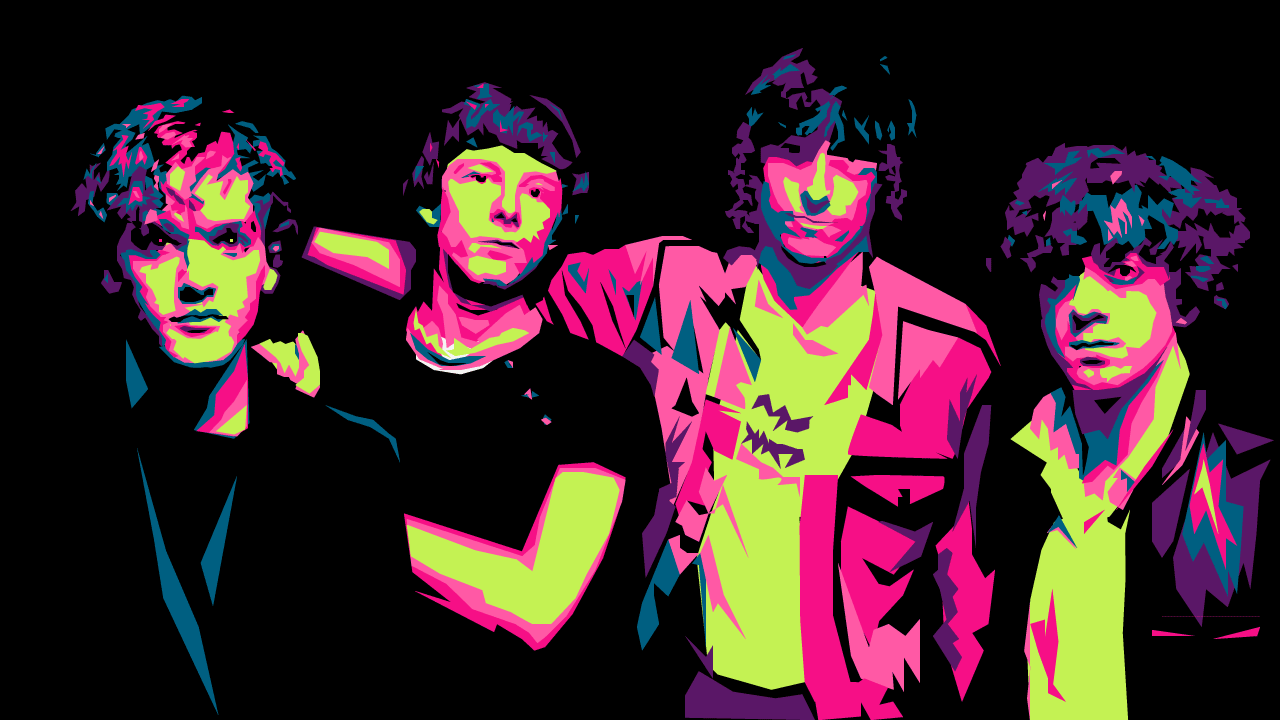 1983 publicity photo, WPAP by Laura Fedele